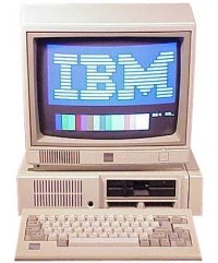 IBM PCJr - (c) www.old-computers.com