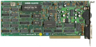 Sound Blaster 1.5 mit CMS-Chips